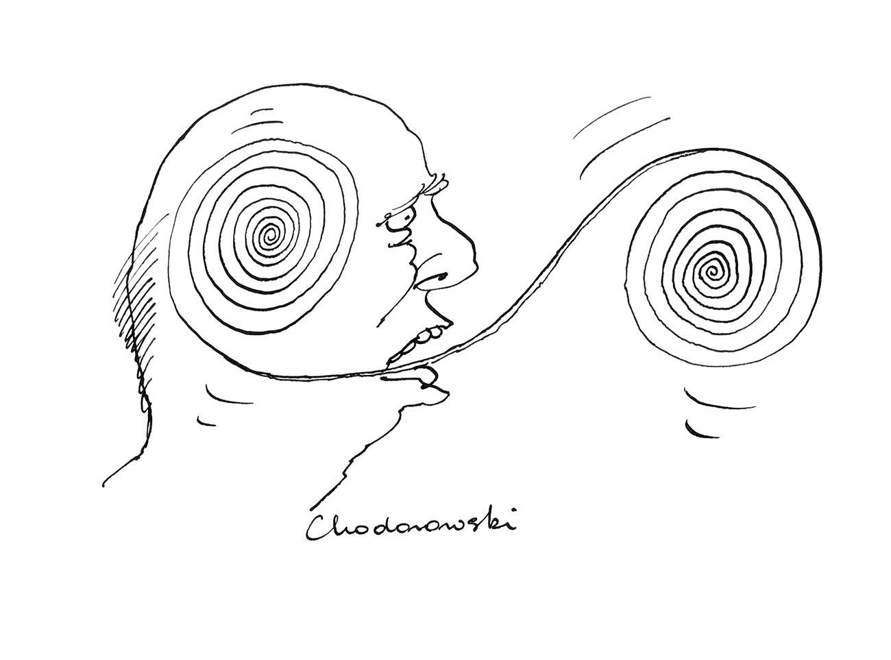 ilustracja Antoni Chodorowski
