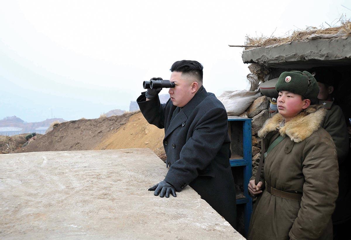 KCNA/PAP